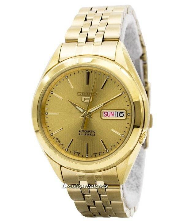 7ee4302f35d4 Reloj de hombre Seiko 5 Automatic 21 Jewels Japan Made SNKL28 SNKL28J1  SNKL28J