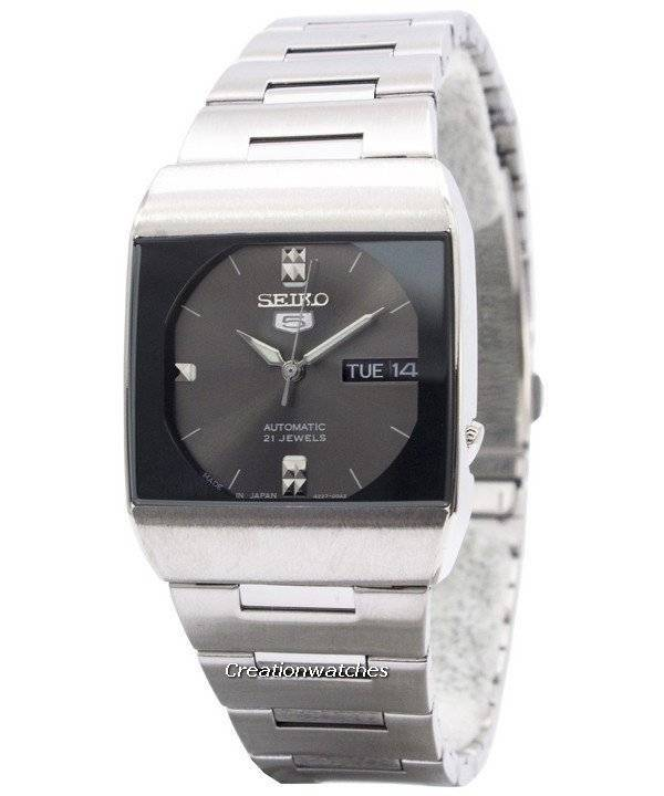 0f9cb7bd87c Seiko 5 Automatic 21 Jewels Japan Made SNY001 SNY001J1 SNY001J Women s Watch
