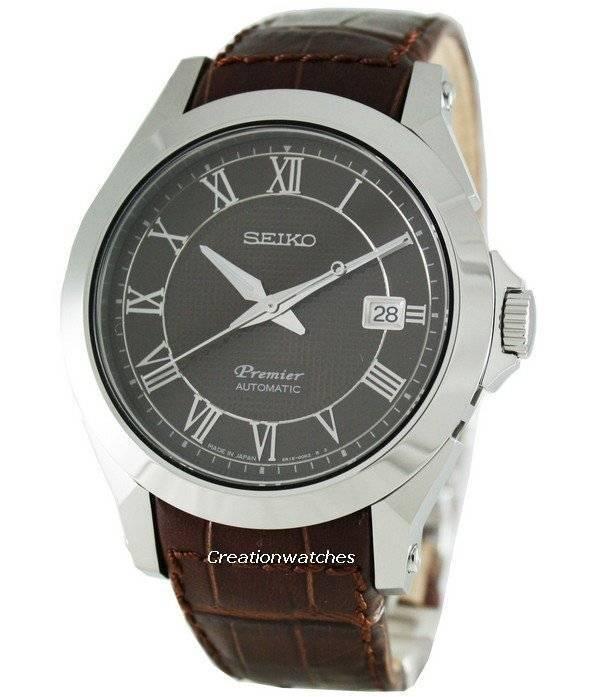 6f389ccac Seiko Premier Automatic SPB011J1 SPB011 SPB011J Men's Watch