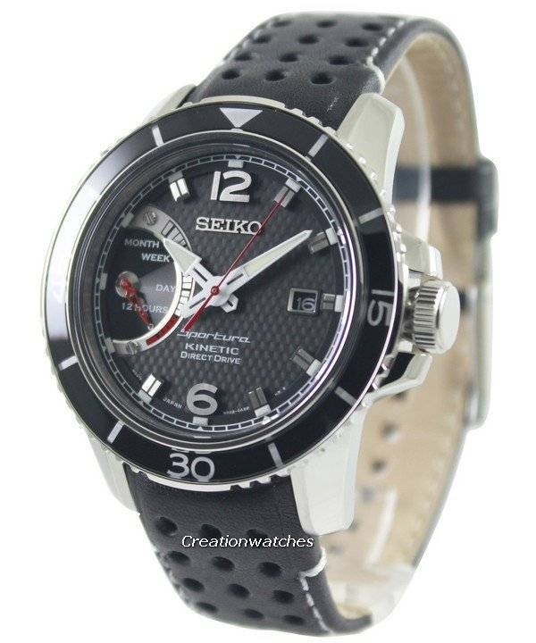 Seiko Sportura Kinetic Direct Drive SRG019P2 Men s Watch f2884d3235