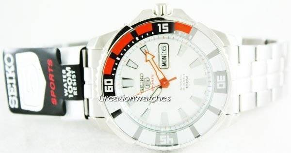 Seiko 5 Sports Automatic Diver SRP201K1 SRP201K SRP201 - Click Image to Close