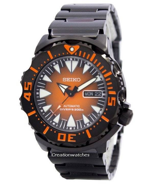Seiko 5 Automatic Monster Diver Japan Made SRP311 SRP311J1 SRP311J Men s  Watch 341fd5ca6
