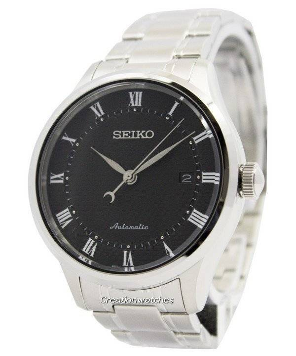 Seiko Automatic Black Dial Srp769 Srp769k1 Srp769k Mens Watch