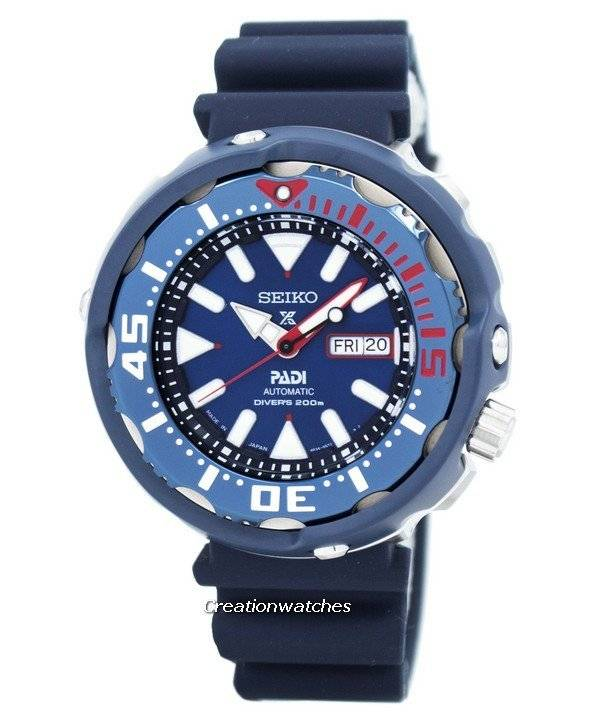 4b01197f1 Seiko Prospex PADI Automatic Diver's 200M Japan Made SRPA83 SRPA83J1  SRPA83J Men's Watch