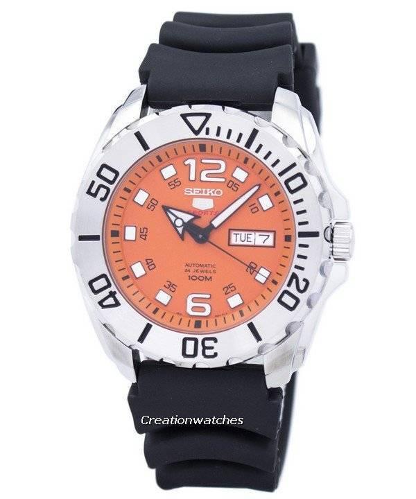 19449f2f678a Reloj Seiko 5 Sports automático SRPB39 SRPB39K1 SRPB39K de los ...