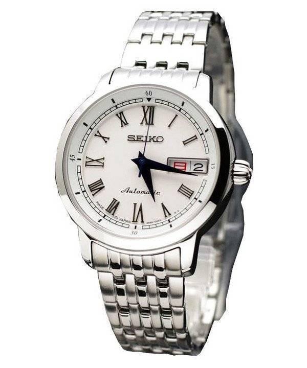 3371a3b2dc8 Relógio Seiko automático SRRY001 feminino pt