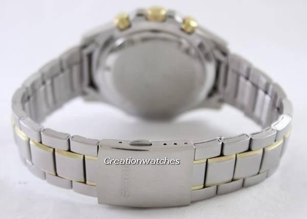 Seiko Chronograph SSB107 SSB107P1 SSB107P Men's Watch - Click Image to Close