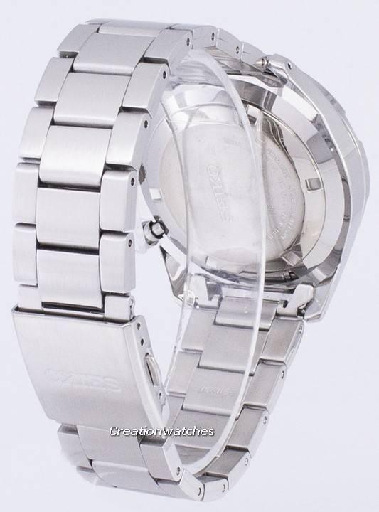 Seiko Chronograph Tachymeter Quartz SSB319 SSB319P1 SSB319P Men's Watch - Click Image to Close
