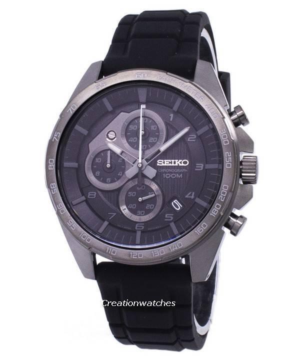 save off b4ec9 49008 セイコー クロノグラフ タキメーター石英 SSB327 SSB327P1 SSB327P メンズ腕時計