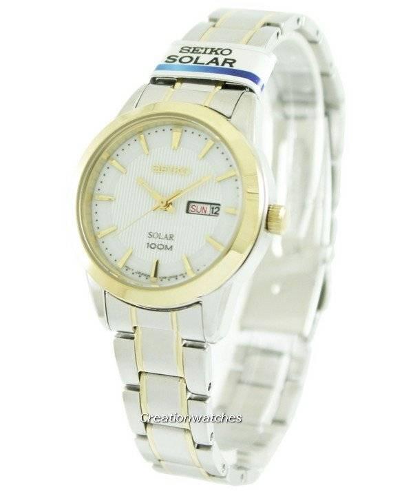 Ρολόι Seiko ηλιακή SUT162P1 SUT162P γυναίκες el db06730ebc1