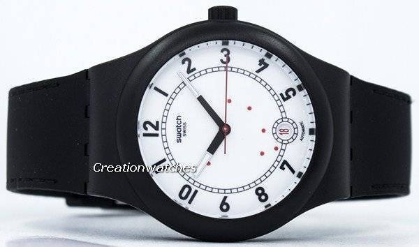Reloj Sistem Chic Automático Swatch Sutb402 Unisex Originals thsrCdQx