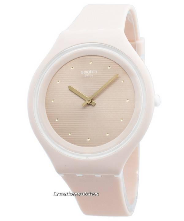 e430a3ec15a0 Reloj Unisex Swatch Big Skinskin analógico cuarzo SVUT100