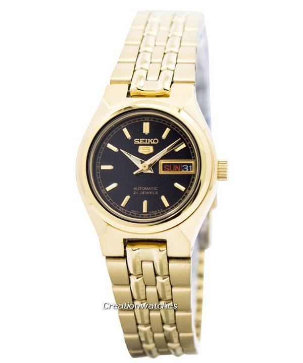 Seiko 5 Automatic 21 Jewels SYMA06 SYMA06K1 SYMA06K Women s Watch 18c125dff