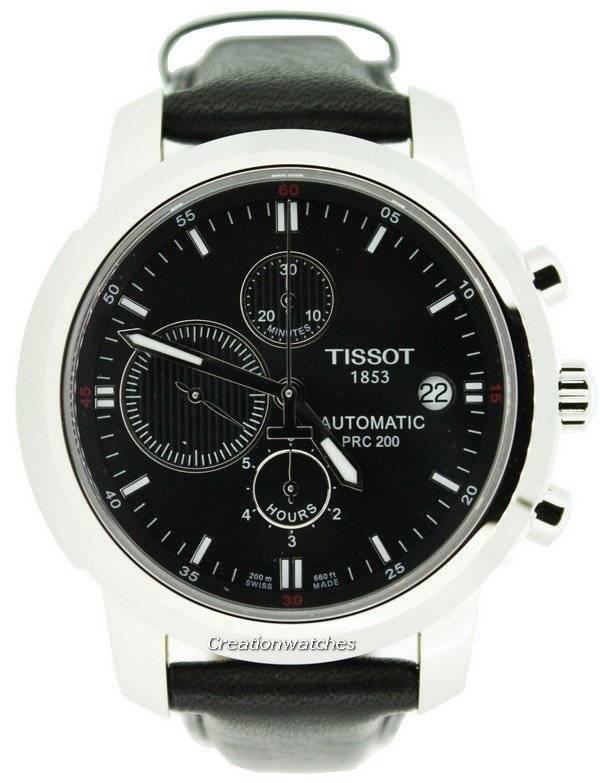 d61349fa51d Tissot T-Sport PRC200 Automatic Chronograph T014.427.16.051.00 ...