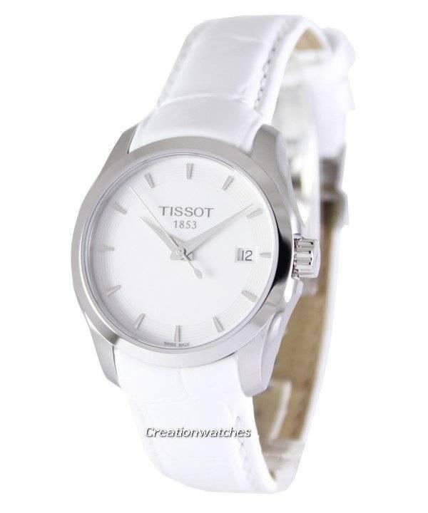 Tissot Couturier Quartz T035.210.16.011.00 T0352101601100 Women s Watch c2606737d