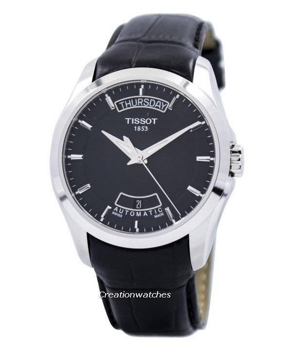 65907309b83 Relógio Tissot Couturier T035.407.16.051.00 automático masculino pt