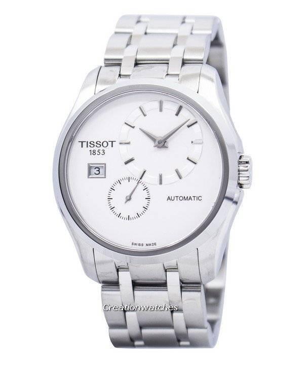 Tissot T-Trend Couturier Automatic T035.428.11.031.00 T0354281103100 Men s  Watch e45f9eabd2c