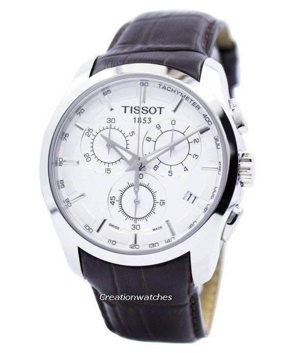 0f805555c16 Tissot Couturier Quartz Chronograph T035.617.16.031.00 pt