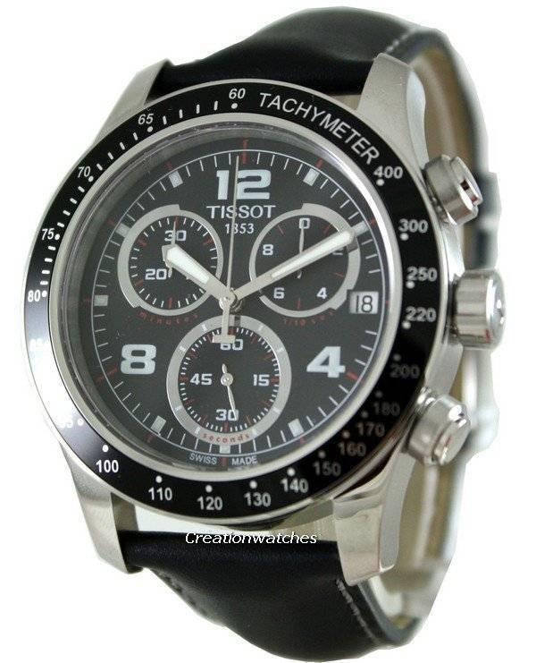 Tissot V8 Chronograph Quartz T039 417 16 057 00 T0394171605700 Mens