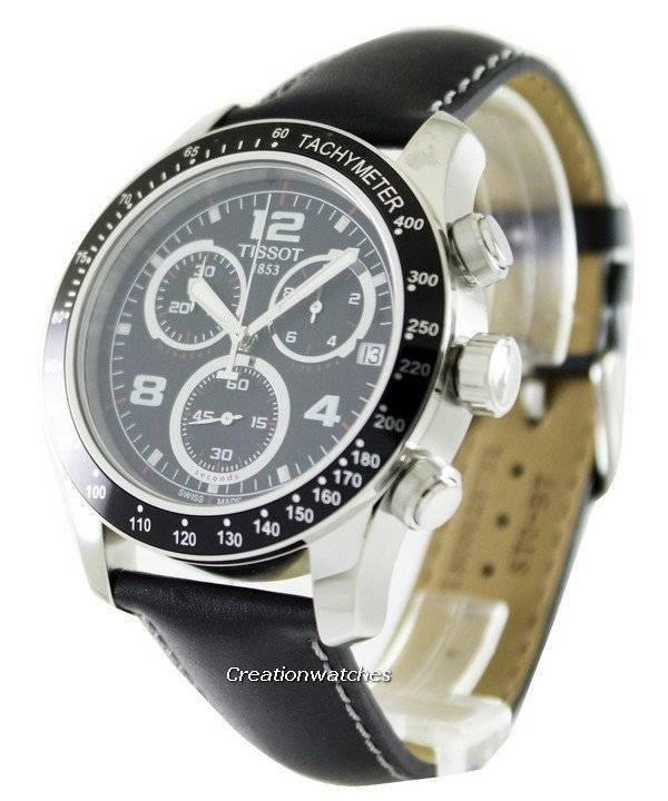 Tissot T Sport V8 Chronograph Quartz T039 417 16 057 02 Men S Watch