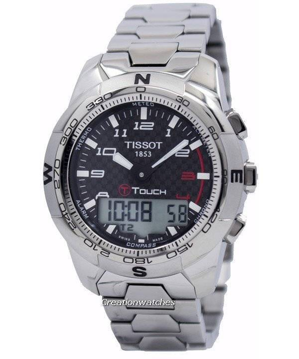 506e62bb66d Relógio Tissot T-Touch II Titanium T047.420.44.207.00 masculino pt
