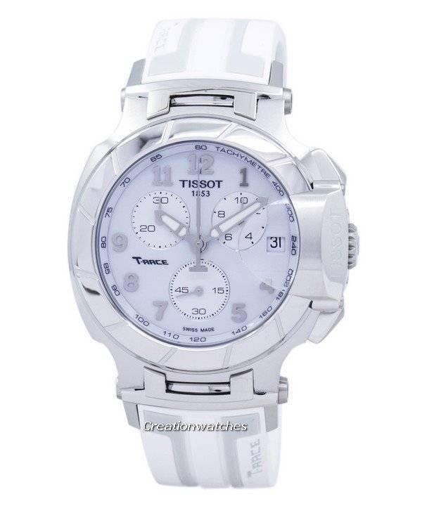 09f3fba273b Relógio Tissot T-Race Cronógrafo Quartz T048.417.17.012.00 T0484171701200  masculino