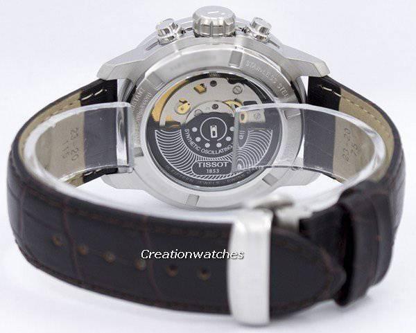 dd6550a5b Tissot T-Sport PRC 200 Automatic T055.427.16.017.00 T0554271601700 Men's  Watch