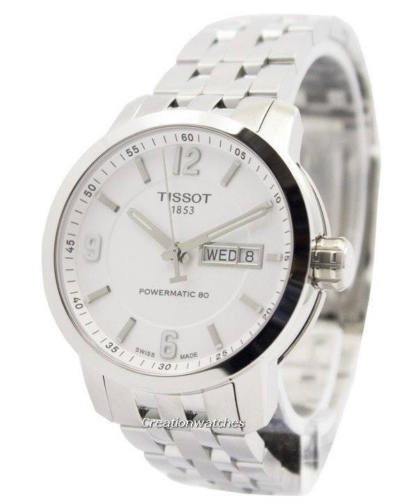 f1cb3e9de Tissot T-Sports PRC 200 Automatic T055.430.11.017.00 T0554301101700 Men's  Watch