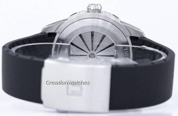 1ba93e24d99 Relógio Tissot T-navegador automático T062.430.17.057.00 T0624301705700  masculino