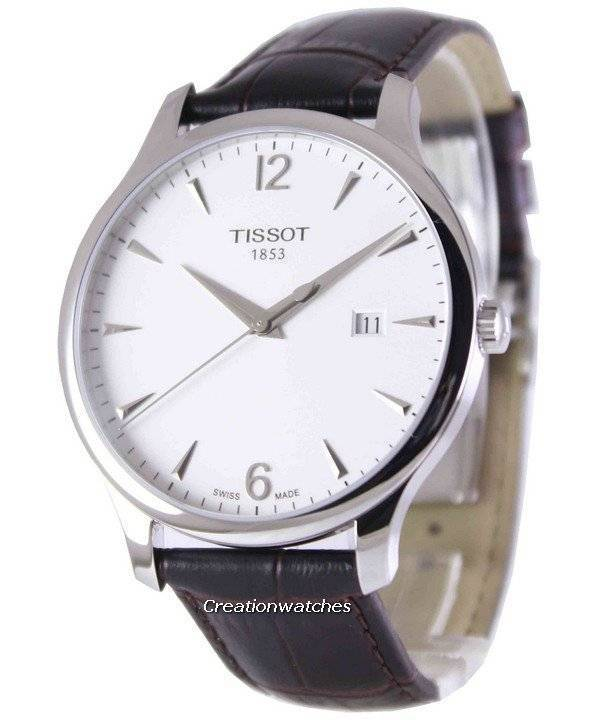 Tissot T-Classic Tradition T063.610.16.037.00 T0636101603700 Men s Watch 320a3f93a2b