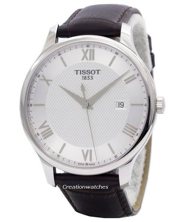 Tissot T-Classic Tradition T063.610.16.038.00 T0636101603800 Men s Watch a16a8cfc811