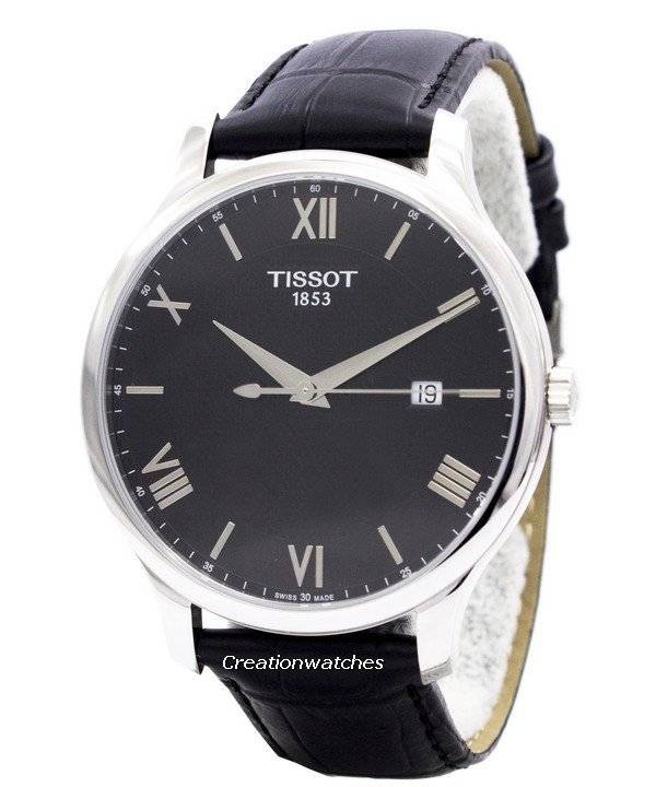 Tissot T-Classic Tradition T063.610.16.058.00 T0636101605800 Men s Watch d7097949244