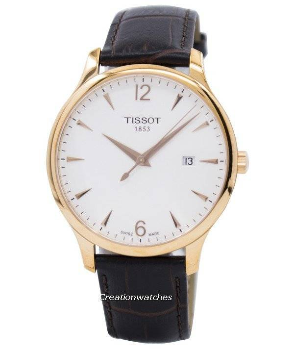 494fa3c82 Tissot T-Classic Tradition T063.610.36.037.00 T0636103603700 Men's Watch