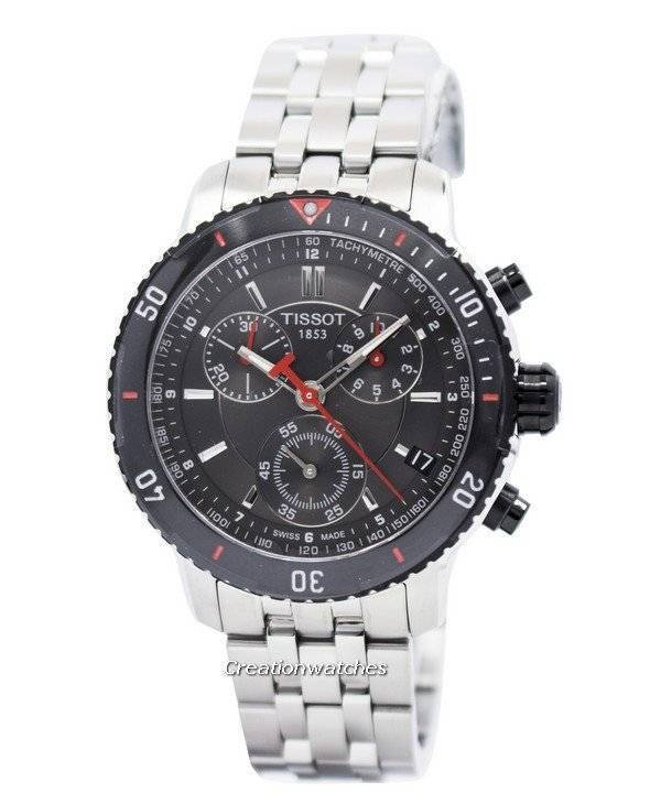 a2912dfd4 Tissot T-Sport PRS 200 Chronograph T067.417.21.051.00 T0674172105100 Men's  Watch