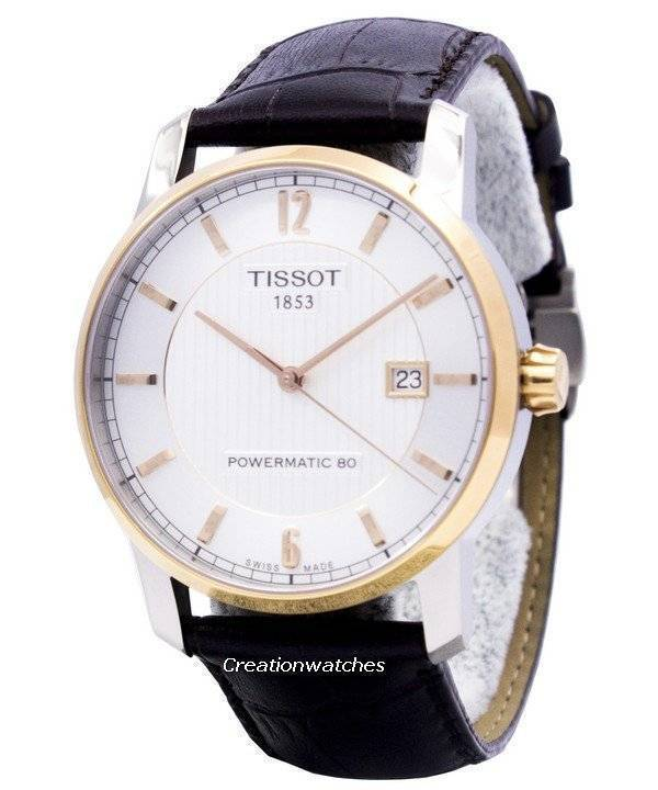 671c3cac696 Relógio Tissot T-Classic Titanium automático T087.407.56.037.00  T0874075603700 masculino