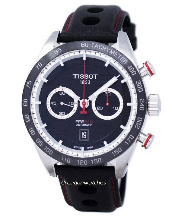 check-out 1a797 f687a Tissot T- Sport PRS 516 Chronograph Automatic T100.427.16.051.00  T1004271605100 Orologio da uomo