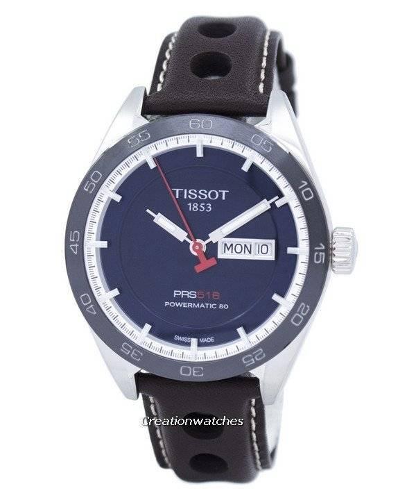 311f6ffe553 Tissot T-Sport PRS 516 Powermatic 80 Automatic T100.430.16.041.00  T1004301604100 Men s Watch