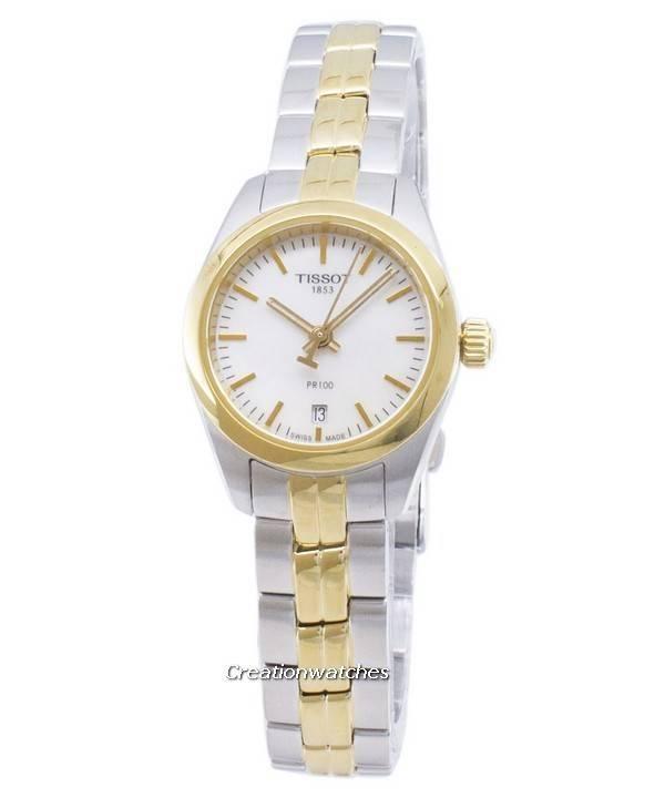 37ff20f9562 Reloj Tissot T-Classic PR 100 T101.010.22.111.00 T1010102211100 cuarzo mujer