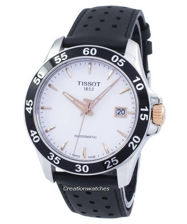 mirada detallada 47760 fe17e Reloj Tissot T-Sport V8 Swissmatic automático T106.407.26.031.00  T1064072603100 para hombres