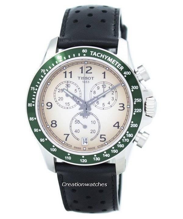 93e99f23bdc Relógio Tissot V8 quartzo cronógrafo T106.417.16.032.00 T1064171603200  masculino