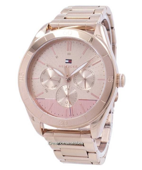 cb0296a4708 Relógio Tommy Hilfiger Gracie quartzo 1781884 feminino pt