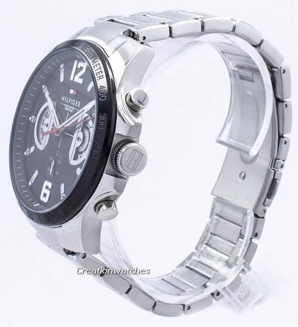 22c6c455057 Relógio Tommy Hilfiger Decker quartzo analógico taquímetro 1791472 masculino