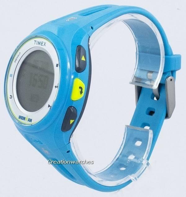 50f8c89f7 Timex Ironman Run X20 GPS Indiglo Digital TW5K87600 Unisex Watch