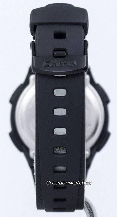 8774e5328156 Casio Digital deportivo marea gráfico iluminador W-753-1AVDF W-753 ...