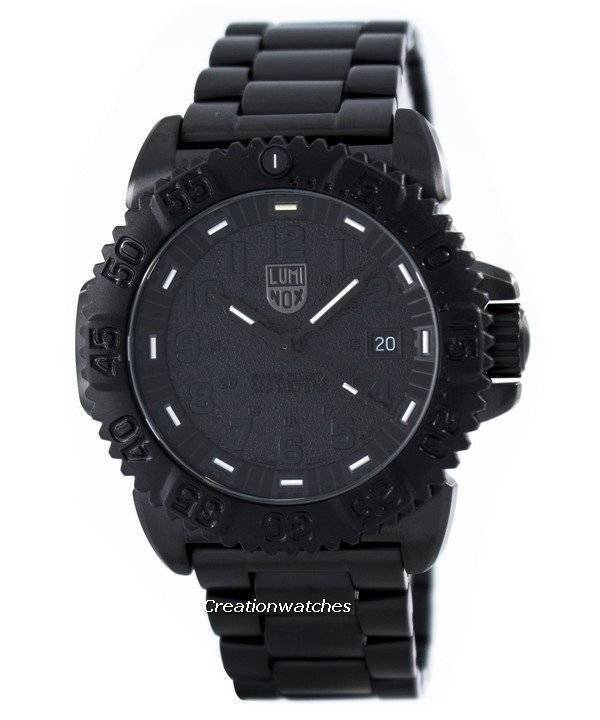 069b7356746 Luminox Navy Seal Steel Colormark 3150 Series Swiss Made 200M XS.3152.BO.NV  Men s Watch