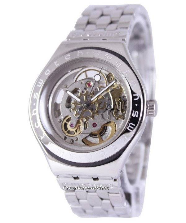 Swatch Irony Body And Soul Automatic YAS100G Mens Watch