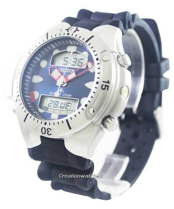 3fef8b40b73 Citizen Aqualand Promaster Diver s 200M JP1060-01L Men s Watch