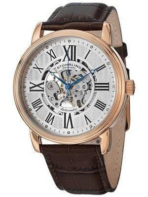Stuhrling Original Legacy Delphi Venezia Automatic 1077.3345K2 Men's Watch