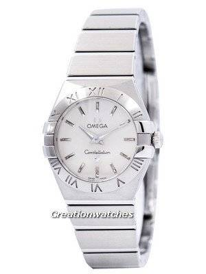 Omega Constellation Quartz 123.10.24.60.02.001 Women's Watch