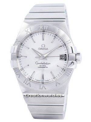 Omega Constellation Co-Axial Chronometer 123.10.38.21.02.001 Men's Watch